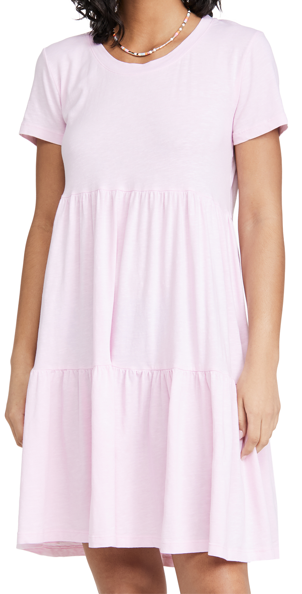 SUNDRY Ruffle Dress