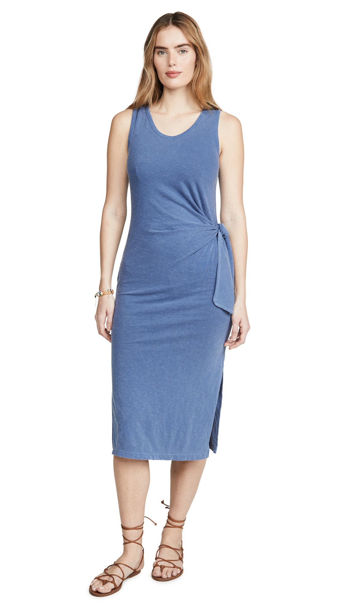 SUNDRY Knotted Dress