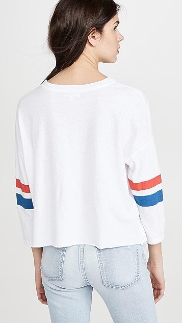 SUNDRY Varsity T 恤