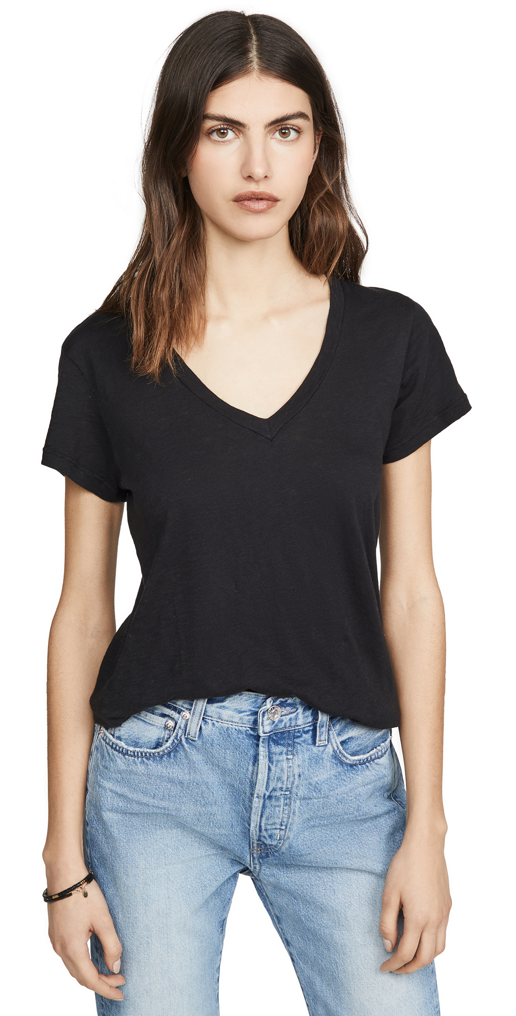 SUNDRY V Neck T-Shirt