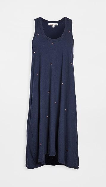 SUNDRY Trapeze Dress