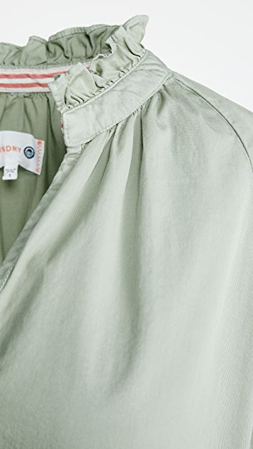SUNDRY Tiered Dress