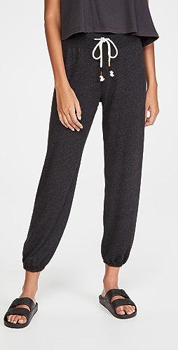 SUNDRY - 绒布运动裤