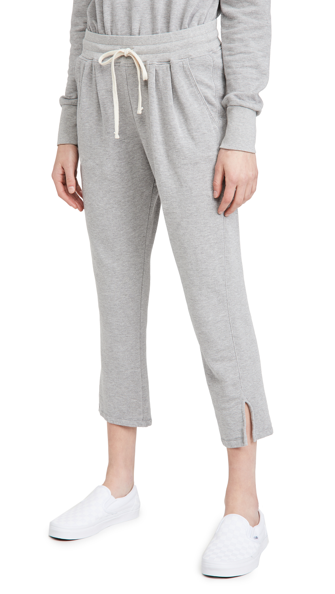 SUNDRY Pleated Trouser Sweats