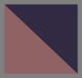 Brick/Navy Tie Dye