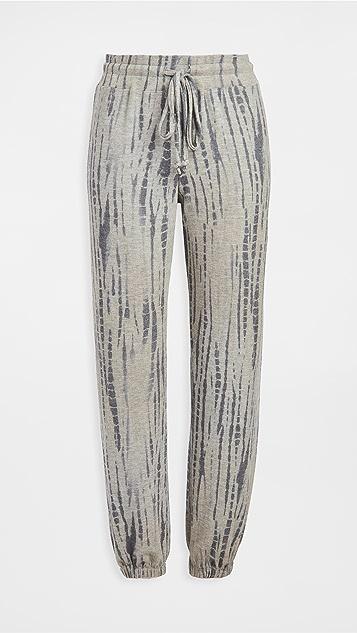 SUNDRY Shibori Sweatpants