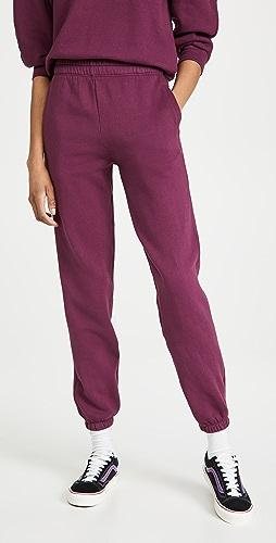 SUNDRY - 休闲修身运动裤