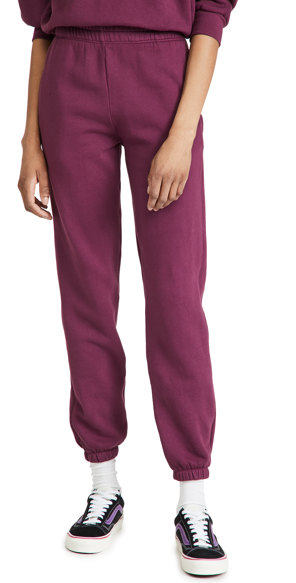 SUNDRY Slouchy Slim Sweatpants