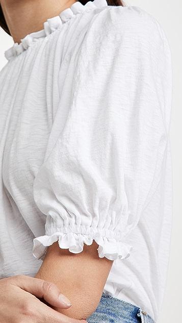 SUNDRY 灯笼袖上衣