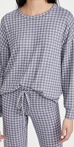 SUNDRY - 千鸟格运动衫