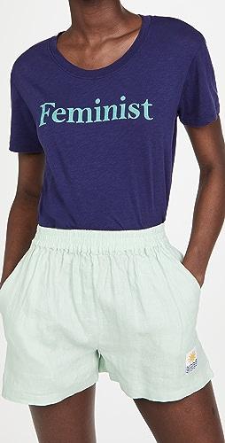 SUNDRY - Feminist Vintage Tee