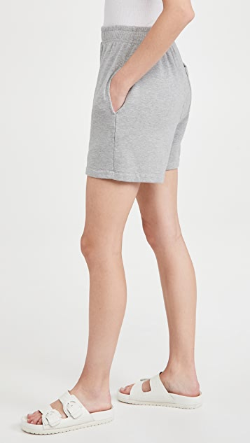 SUNDRY 男友风格短裤