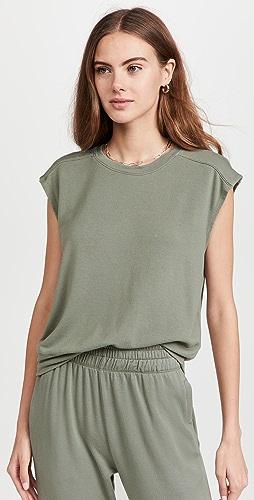 SUNDRY - Muscle Sweatshirt