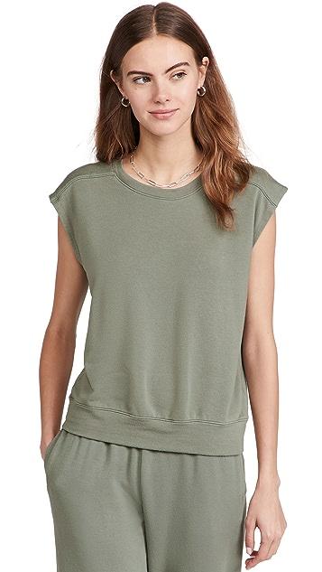 SUNDRY Muscle Sweatshirt