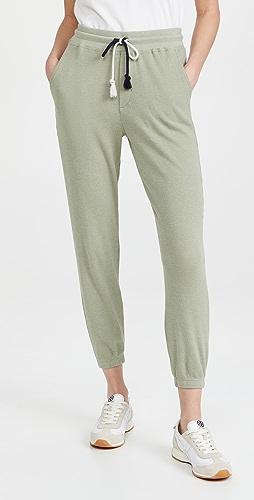 SUNDRY - 蜂窝布运动裤