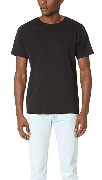Sunspel Superfine Cotton Crew Neck Undershirt