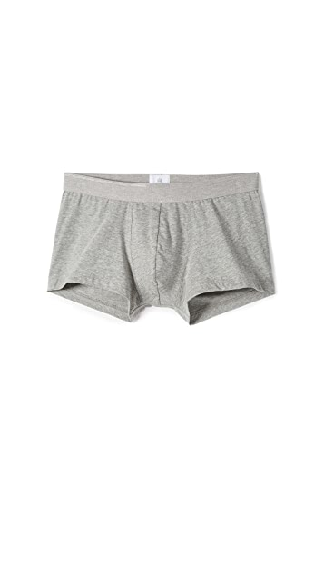 Sunspel Stretch Low Waist Trunk
