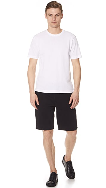 Sunspel Loopback Sweatshorts