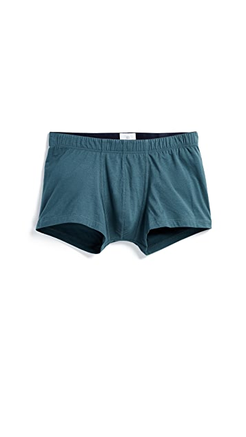 Sunspel Stretch Cotton Trunks