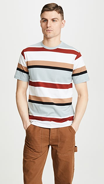 Sunspel Classic Striped Tee
