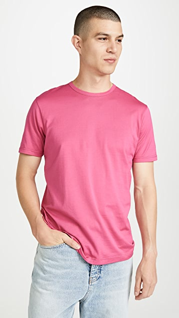 Sunspel Short Sleeve Classic Crew Neck Tee