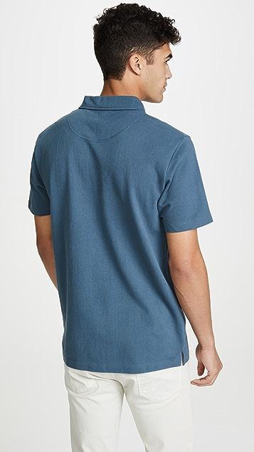 Sunspel Short Sleeve Riviera Polo