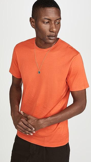 Sunspel Pima Cotton T-Shirt