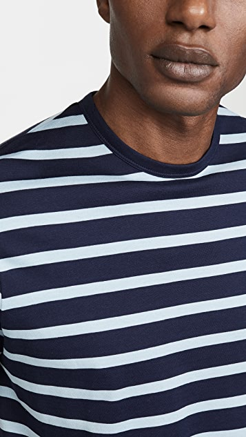 Sunspel Breton Striped T-Shirt