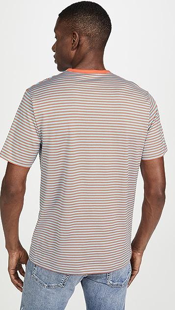 Sunspel Pima Cotton John Booth T-Shirt