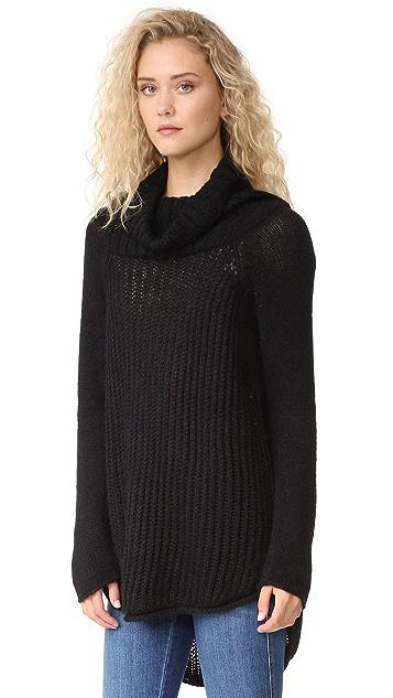 Superfine Fine by Superfine Bomber Sweater