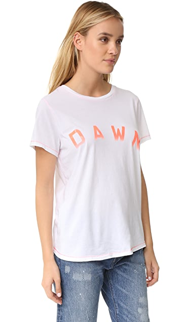 Surf Bazaar Dawn Dusk Tee