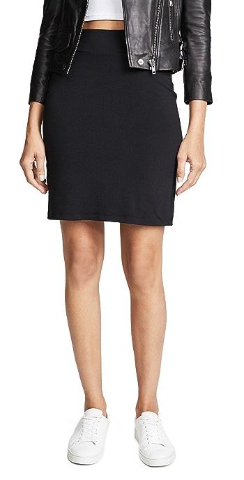 Susana Monaco Straight Pencil Skirt - Black