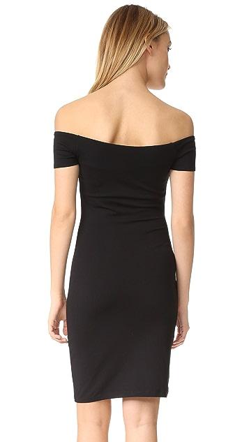 Susana Monaco Keira Off the Shoulder Dress
