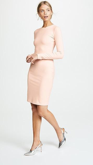 Susana Monaco Платье Emma с длинными рукавами