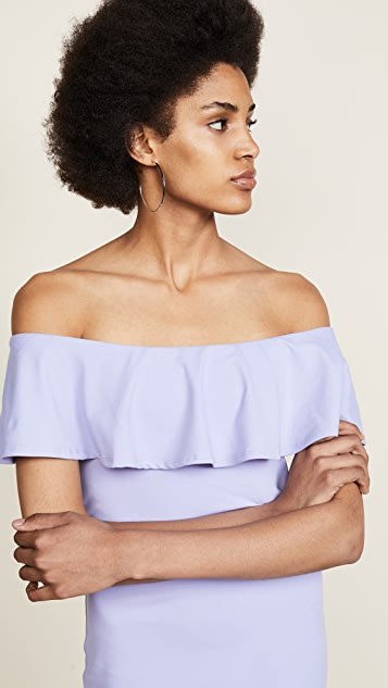 0e98f91d5736 Susana Monaco Hannah Off Shoulder Dress | SHOPBOP