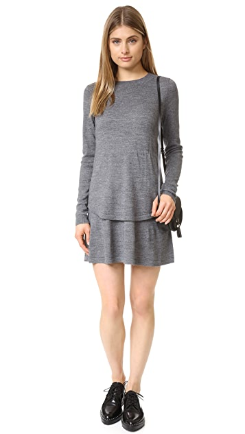 Susana Monaco Frankie Merino Sweater Dress