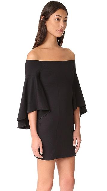 Susana Monaco Cara Off Shoulder Dress