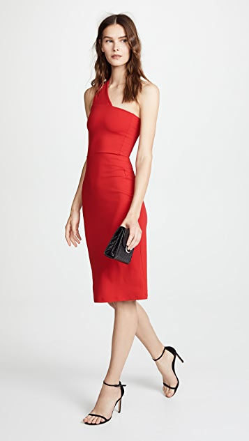Susana Monaco Tina One Shoulder Dress
