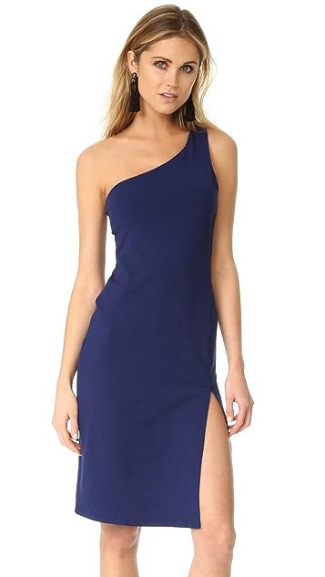 Susana Monaco Stella One Shoulder Dress