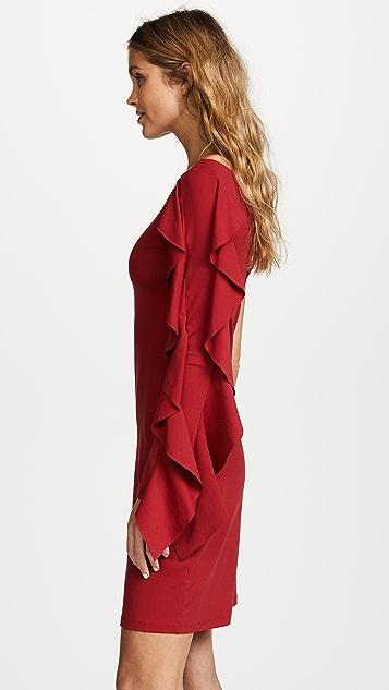 Susana Monaco Hailee One Shoulder Dress