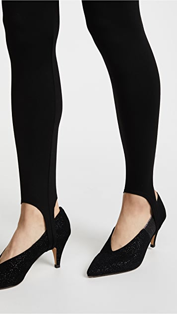 Susana Monaco Maia Stirrup Leggings