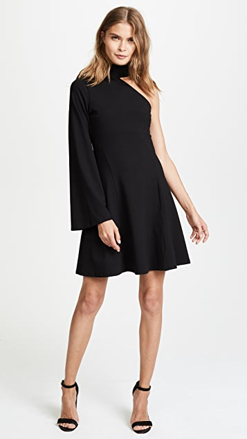 Susana Monaco Mala Bell Sleeve Dress