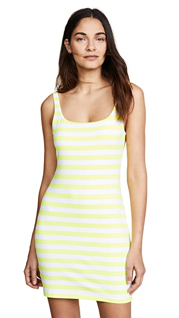 Susana Monaco Low Back Tank Dress