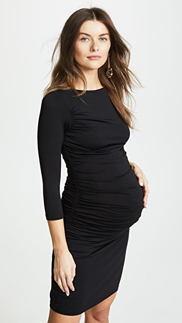 Susana Monaco Genevieve Maternity Dress
