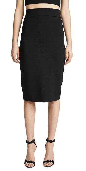 Susana Monaco Noella Pencil Skirt - Black