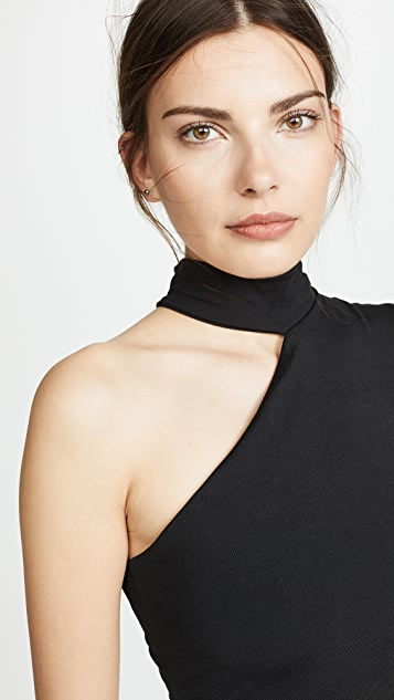 Susana Monaco One Shoulder Top