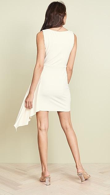 Susana Monaco Side Drape Dress