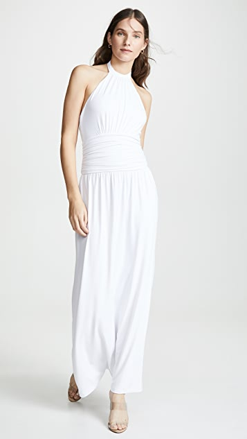 Susana Monaco Open Back Maxi Dress