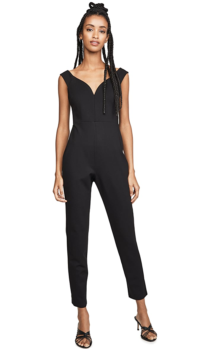 Fitted Jumpsuit by Susana Monaco