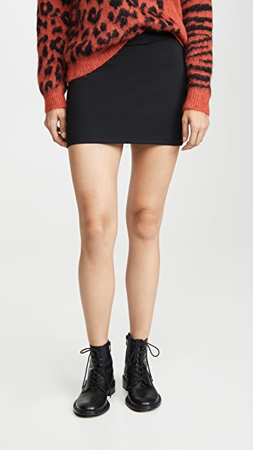 Slim Miniskirt by Susana Monaco